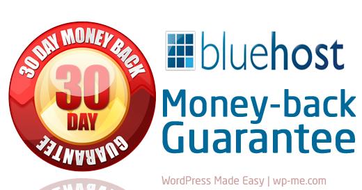 bluehost refund