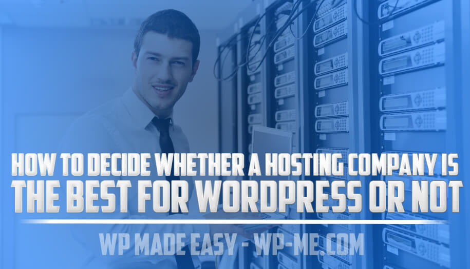 5 things should be included in the best WordPress Hosting company