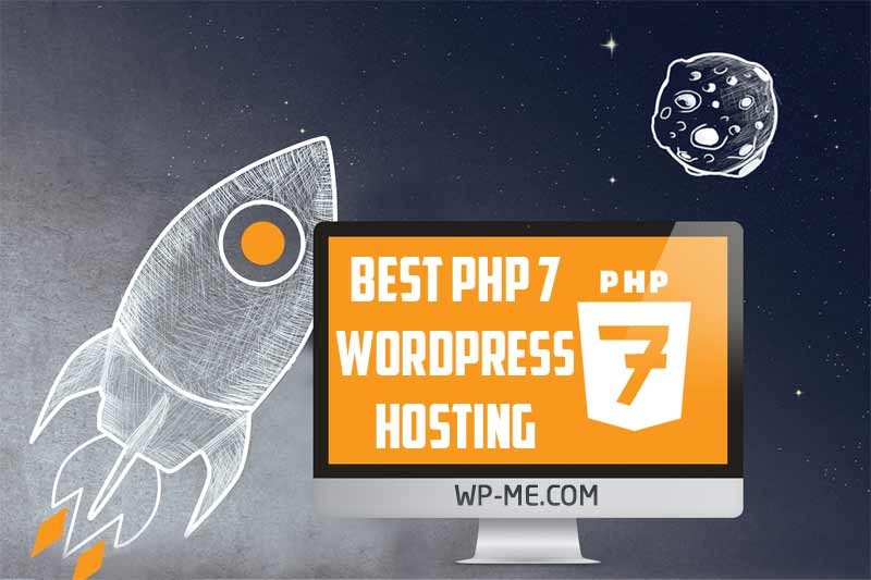 Best PHP 7 WordPress Hosting