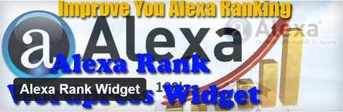 Alexa Rank Widget WordPress Plugin