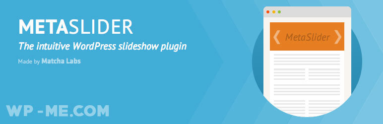 Meta Slider WordPress Plugin