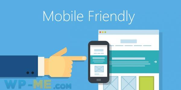 Mobile Friendly WordPress