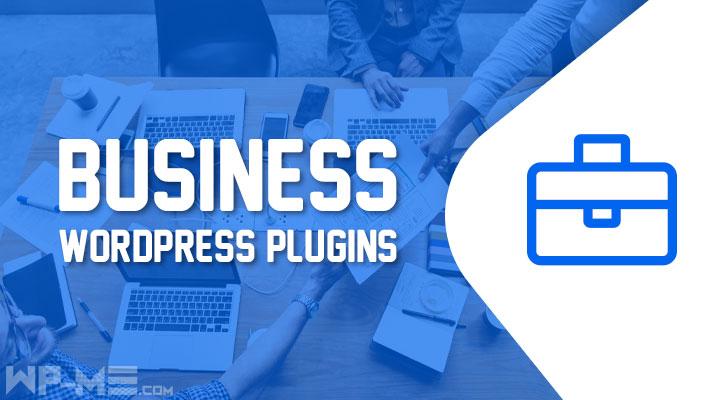 WordPress Business Plugins