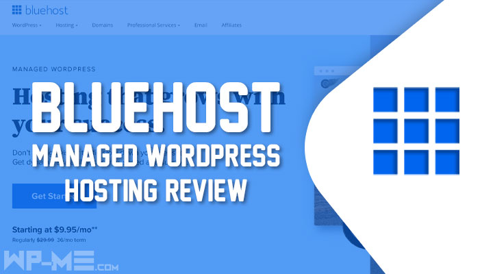 Bluehost Managed WordPress Hosting Review
