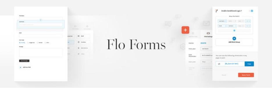 Flo Forms WordPress Plugin