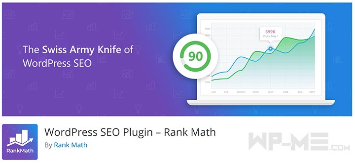 Rank Math WordPress SEO plugin